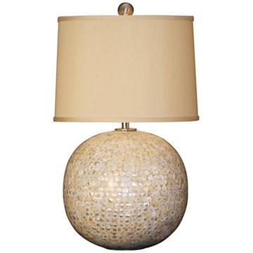 Mother of Pearl Lamp Picture