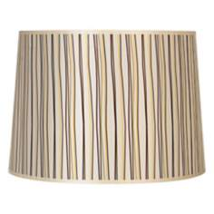 Lights Up! Narrow Stripes Shade 14x16x11 (Spider)
