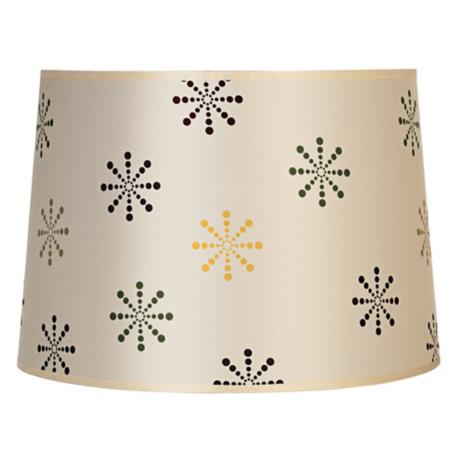 Lights Up! Snowflake Shade 14x16x11 (Spider)
