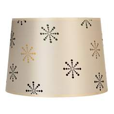 Lights Up! Snowflake Shade 12x14x10 (Spider)