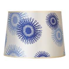 Lights Up! Blue Cornflower Shade 12x14x10 (Spider)