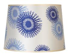 Blue Cornflower Silk Shade Image