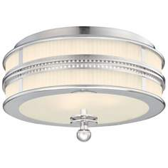 "Sonneman Shanghai 22"" Surface Ceiling Light Fixture"