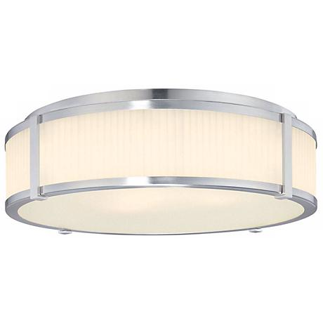 "Sonneman Roxy 16"" Wide Surface Ceiling Light Fixture"