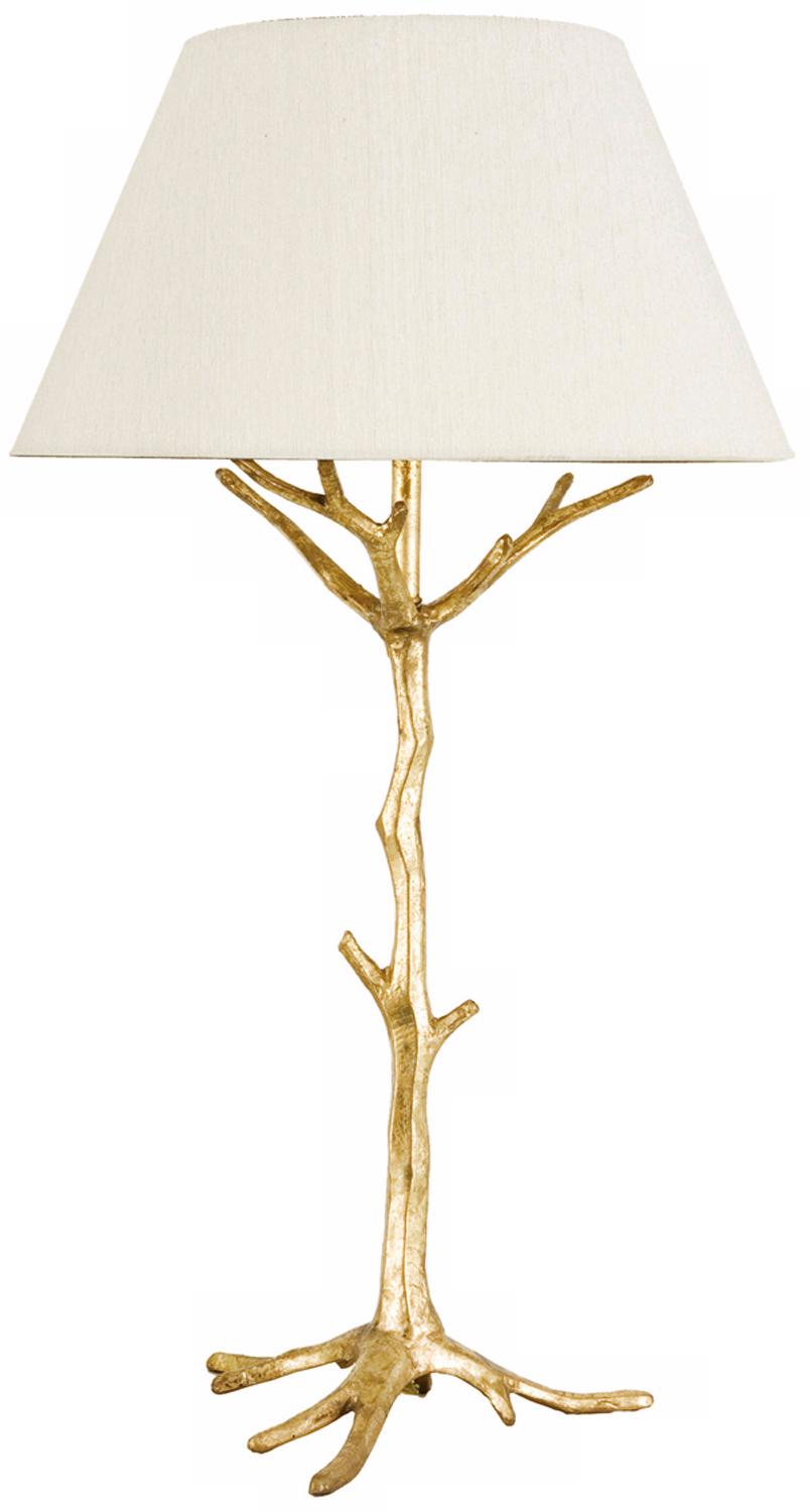 Frederick Cooper Sprig's Promise I Gold Table Lamp (G7564)