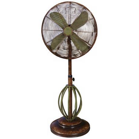 Playa Adjustable Outdoor Standing Fan