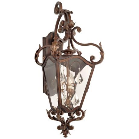"Corbett St. Tropez 35 3/4"" High Outdoor Wall Light"