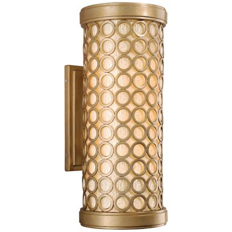 "Corbett Bangle Collection 19 1/2"" High Outdoor Wall Light"