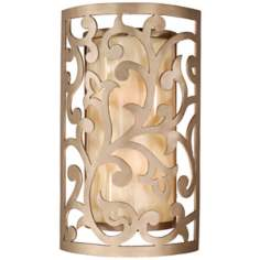 "Corbett Philippe Collection 16"" High Outdoor Wall Light"