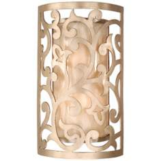 "Corbett Philippe Collection 16"" High 2-Light Wall Sconce"