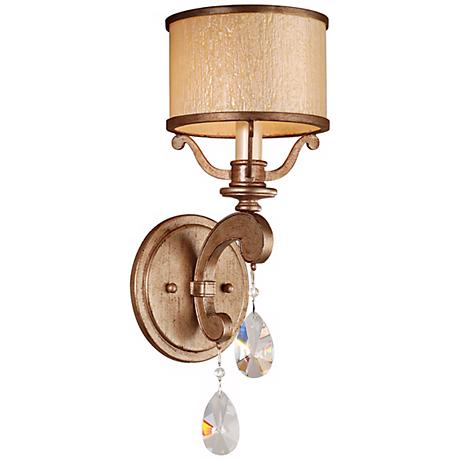 "Corbett Roma Collection 13"" High Wall Sconce"