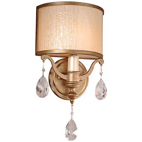 "Corbett Roma Collection 11 1/2"" High ADA Wall Sconce"