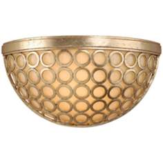 "Corbett Bangle Collection 12 1/2"" Wide ADA Wall Sconce"