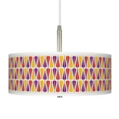 Hinder Giclee Pendant Chandelier