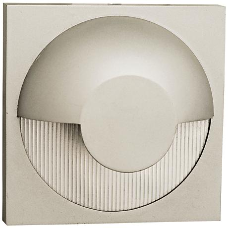 "ZYZX  Halogen ADA 5 1/4"" High Outdoor Wall Light"