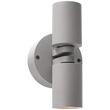 "KO Spotlight Up/Down 8"" High Outdoor Wall Light"