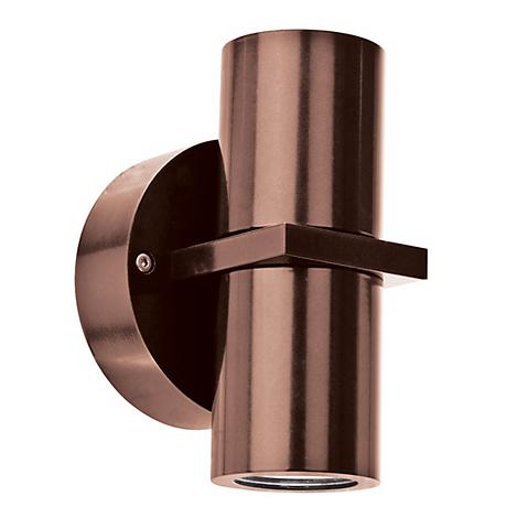 "KO Spotlight Up/Down 6 1/2"" High  Outdoor Wall Light"