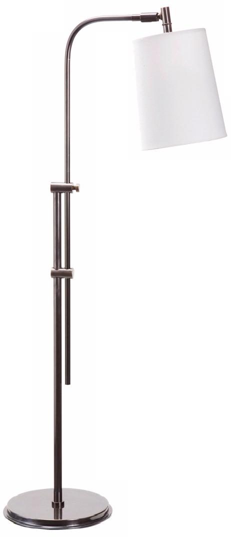 Rheus II Adjustable Downbridge Pharmacy Style Floor Lamp (H0263)