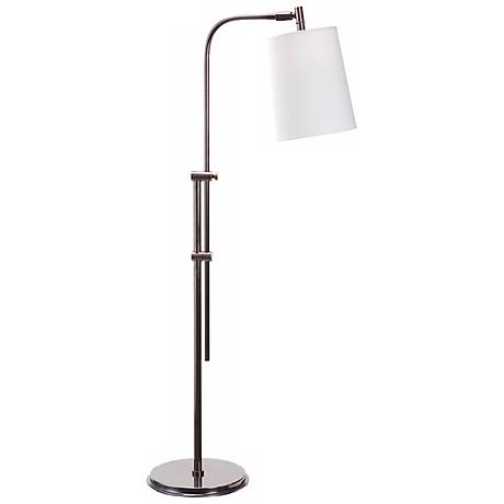 Rheus II Adjustable Downbridge Pharmacy Style Floor Lamp