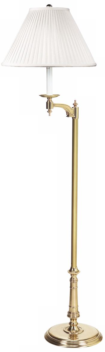 Chelsea Antique Brass Bridge Floor Lamp (H0274)