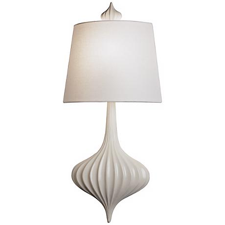 "Jonathan Adler 27"" High Lantern Wall Sconce"