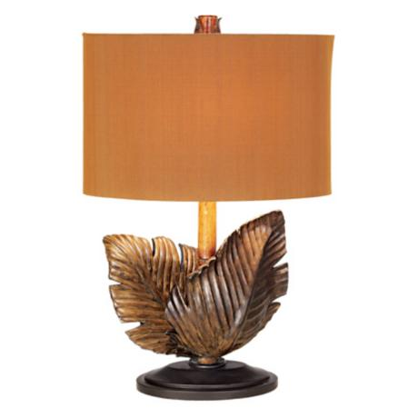 National Geographic Bali Wana Table Lamp