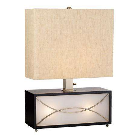 Kathy Ireland West End Ave Night Light Table Lamp