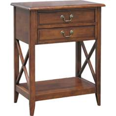 Eiffel Birch Wood Night Stand