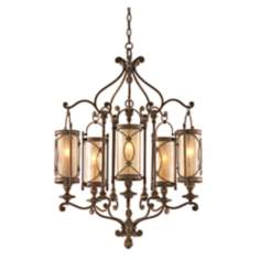 "Valais Collection 27"" Wide Chandelier"