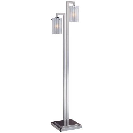 Ambience Neverland Chrome Finish Floor Lamp