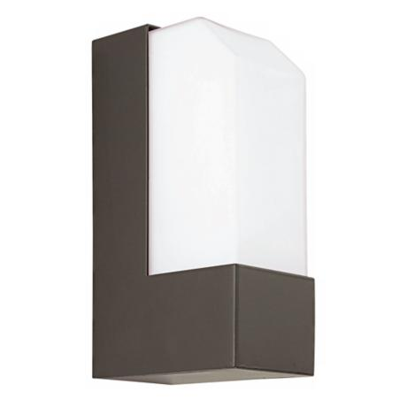 "Observe Bronze 7"" High Fluorescent Outdoor Wall Light"