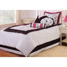 Kathy Ireland Abigale Three Piece Bed Set