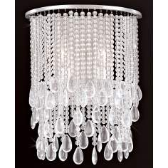 "Charteux 15"" High Two Light Wall Sconce"