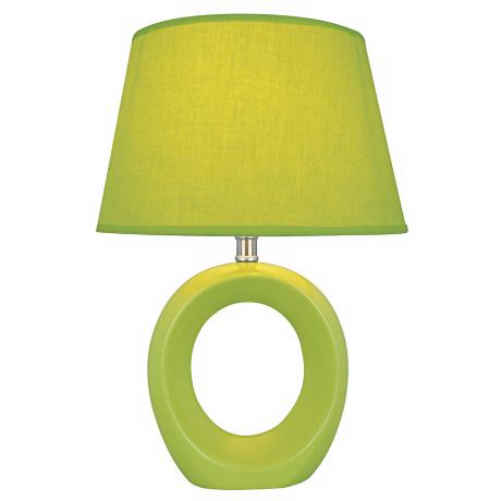Lite Source Kito Green Table Lamp