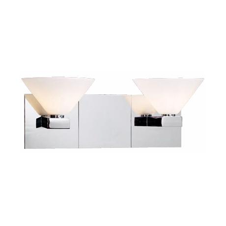 "Matria Collection 13 1/2"" Wide Bathroom Light Fixture"