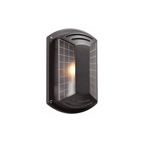 "Grid Architectural Bronze 10"" High Outdoor Wall Light"