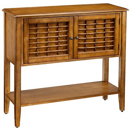 Brentwood Rectangular Oak Sideboard