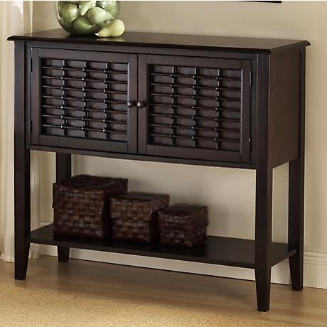 Brentwood Rectangular Cherry Sideboard