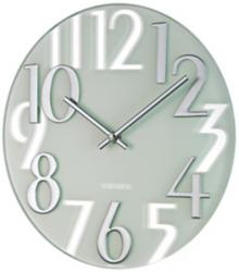 Contemporary Wall Clock at LAMPS PLUS