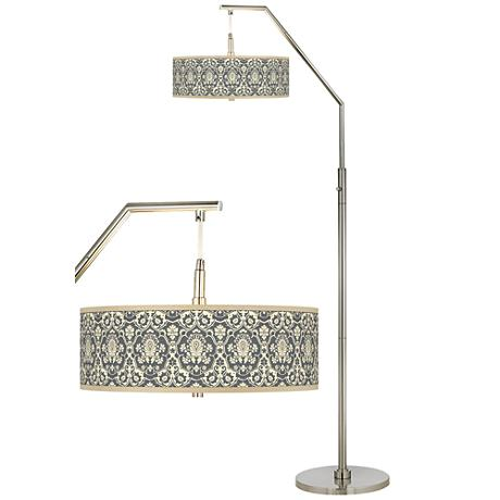Seedling by thomaspaul Damask Arc Floor Lamp