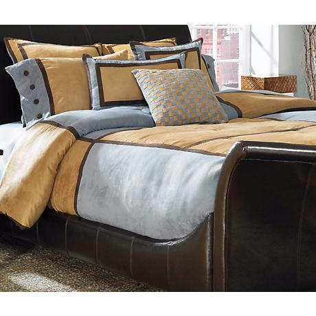 Contemporary Blocks Super Pack Bedding Set