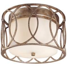 "Sauzario 12 1/4"" Wide Ceiling Light"