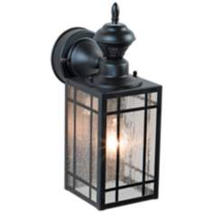 Point Grove Energy Star - Motion Sensor Outdoor Light