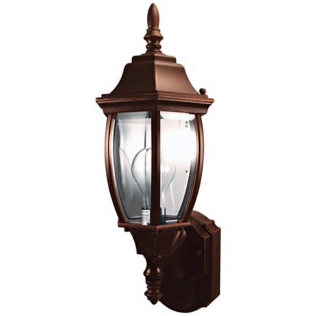 Alexandria Antique Bronze Outdoor Light