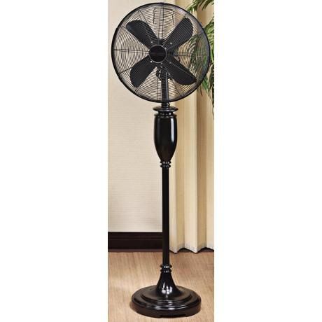 "55"" Blackwood High Floor Standing Fan"