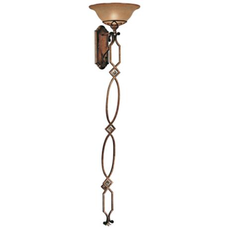 "Minka Aston Court 67"" High Wallchiere Wall Sconce"