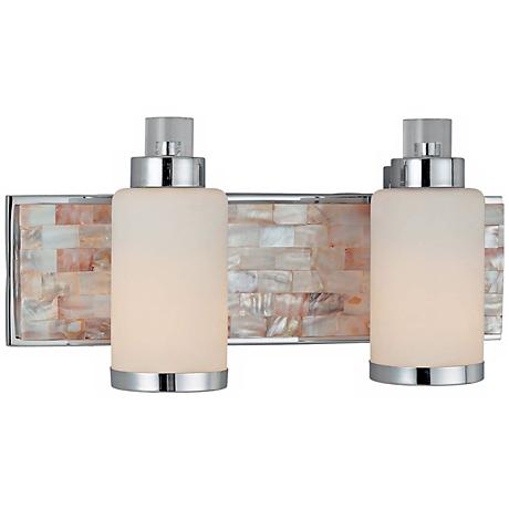 "Cashelmara Collection 17 1/4"" Wide Bathroom Light"