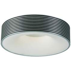"Alumina Floating 17 1/2"" Wide Ceiling Light"