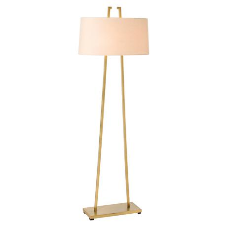 Arteriors Home Dalton Satin Brass Floor Lamp