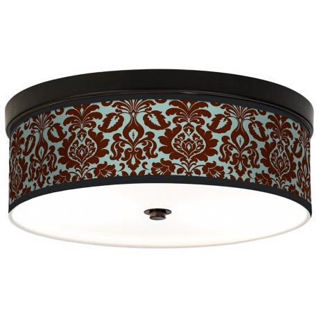 Stacy Garcia Kiwi Tini Florence CFL Bronze Ceiling Light